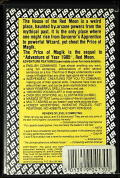 The Price of Magik Commodore 64 Back Cover