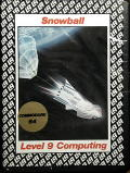 Snowball Commodore 64 Front Cover
