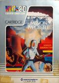 Secret Mission VIC-20 Front Cover