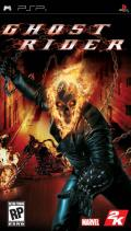 Ghost Rider PSP Front Cover