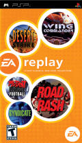 EA Replay PSP Front Cover
