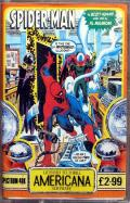 Spider-Man ZX Spectrum Front Cover