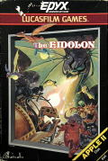 The Eidolon Apple II Front Cover