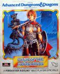 Curse of the Azure Bonds Atari ST Front Cover