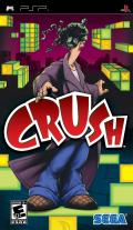 Crush PSP Front Cover