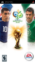 FIFA World Cup: Germany 2006 PSP Front Cover
