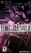 Final Fantasy II PSP Front Cover