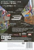 Spider-Man 3 PlayStation 2 Back Cover
