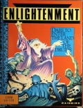 Enlightenment Commodore 64 Front Cover