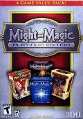 Might and Magic (Platinum Edition) Windows Front Cover
