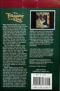 The Fellowship of the Ring Commodore 64 Back Cover