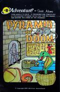 Pyramid of Doom TRS-80 Front Cover