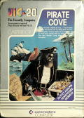 Pirate Adventure VIC-20 Front Cover