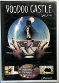 Scott Adams' Graphic Adventure #4: Voodoo Castle Atari 8-bit Front Cover