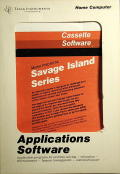 Savage Island Series TI-99/4A Front Cover