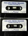 Escape from Traam Atari 8-bit Media