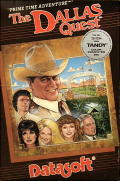 The Dallas Quest TRS-80 CoCo Front Cover
