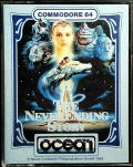 The Neverending Story Commodore 64 Front Cover