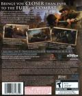 Call of Duty 3 PlayStation 3 Back Cover