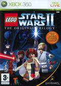 LEGO Star Wars II: The Original Trilogy Xbox 360 Front Cover