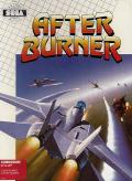 After Burner Commodore 64 Front Cover