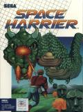 Space Harrier Amiga Front Cover