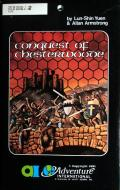 Conquest of Chesterwoode TRS-80 Front Cover