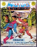 Masters of the Universe: Super Adventure Commodore 64 Front Cover