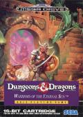 Dungeons & Dragons: Warriors of the Eternal Sun Genesis Front Cover