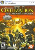 Sid Meier's Civilization IV: Beyond the Sword Windows Other Keep Case - Front