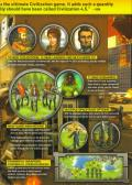 Sid Meier's Civilization IV: Beyond the Sword Windows Inside Cover Right Flap