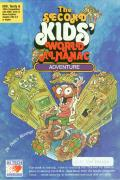 The Second Kids' World Almanac Adventure DOS Front Cover