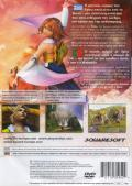 Final Fantasy X PlayStation 2 Back Cover