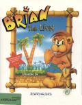 Brian the Lion Starring In: Rumble in the Jungle Amiga CD32 Front Cover