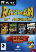 Rayman 10th Anniversary Collection Windows Front Cover