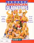American Gladiators Amiga Front Cover