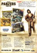 Codename: Panzers (Limited Edition) Windows Other Box - Codename: Panzers - Phase One Back Cover
