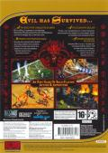 Diablo II Macintosh Back Cover