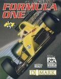 Formula One DOS Front Cover