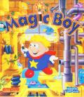 Magic Boy DOS Front Cover