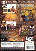 Civilization IV Dreierpack Windows Other Warlords - Keep Case - Back