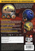 Civilization IV Dreierpack Windows Other Beyond the Sword - Keep Case - Back