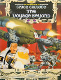 Space Crusade: The Voyage Beyond Amiga Front Cover