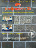 Wolfenstein 3D DOS Back Cover