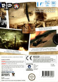 Blazing Angels: Squadrons of WWII Wii Back Cover