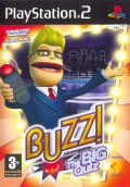 Buzz!: The BIG Quiz PlayStation 2 Front Cover