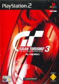 Gran Turismo 3 A-Spec PlayStation 2 Front Cover