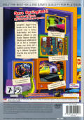The Simpsons: Hit & Run PlayStation 2 Back Cover