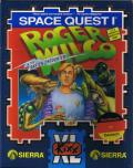 Space Quest I: Roger Wilco in the Sarien Encounter Amiga Front Cover