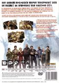 Resident Evil: Outbreak PlayStation 2 Back Cover